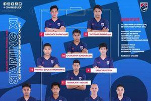 Tuyển Việt Nam hòa chủ nhà Thái Lan ở vòng loại World Cup