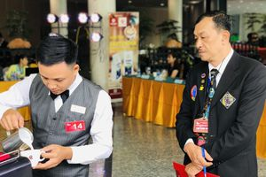 Cà phê Mê Trang tài trợ 'Hội thi bartender toàn quốc 2019'