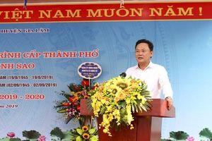 Hơn 60.000 học sinh huyện Gia Lâm bước vào năm học mới