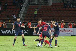 Những giây phút đau tim của thầy trò HLV Park Hang-seo giành cho ĐT Thái Lan
