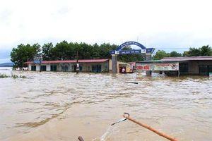 Thời tiết ngày 5.9: Bắc Bộ ngày nắng, Trung Bộ tiếp tục mưa lớn diện rộng