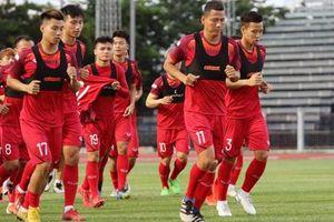 Cuộc 'thử lửa' khẳng định vị thế bóng đá Việt Nam