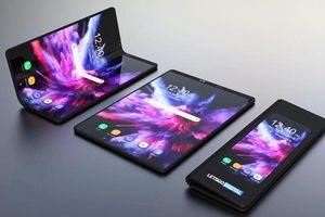 Samsung ra mắt điện thoại 5G Galaxy Fold