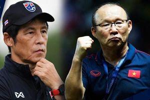3 điều về Thái Lan, Thầy Park chưa thông... Việt Nam trượt mộng World Cup