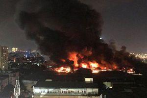 Khắc phục sự cố vụ cháy Công ty Rạng Đông: Hà Nội chịu trách nhiệm cao nhất