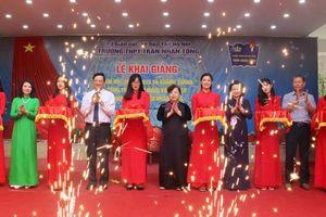 Hà Nội: Nhiều ngôi trường khánh thành trong ngày khai giảng