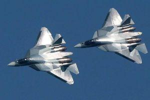 Lần thứ 2, Nga triển khai chiến cơ tàng hình Su-57 tới Syria
