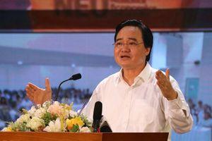 Bộ trưởng Bộ GD&ĐT Phùng Xuân Nhạ: Chỉ khi toàn xã hội vào cuộc, đổi mới giáo dục mới thành công