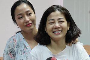 Diễn viên Mai Phương tiếp tục nhập viện vì ung thư phổi di căn vào tim
