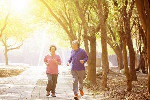 Bí kíp giảm cân an toàn cho người cao tuổi