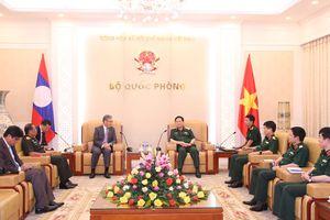 Không ngừng vun đắp mối quan hệ hữu nghị, truyền thống, đoàn kết đặc biệt Việt Nam-Lào