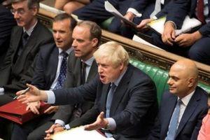 Quốc hội Anh thông qua dự thảo ngăn chặn Brexit không thỏa thuận