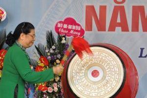 Phó Chủ tịch Thường trực Quốc hội dự Lễ khai giảng năm học mới tại tỉnh Yên Bái