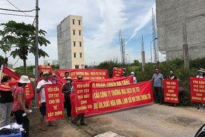 Vụ án lừa người mua đất trăm tỷ ở Vân Canh – Hà Nội: Các bị hại vẫn chưa được đền bù