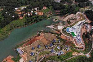 Khu du lịch quốc gia hồ Tuyền Lâm bị 'xâu xé': Một số tổ chức, cá nhân đã sai phạm còn chống đối