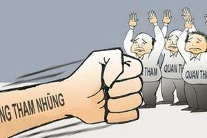 Quyết tâm chống tham nhũng