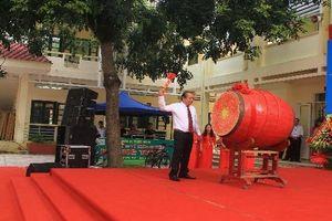 Phó Thủ tướng Trương Hòa Bình dự khai giảng năm học mới tại Thanh Hóa