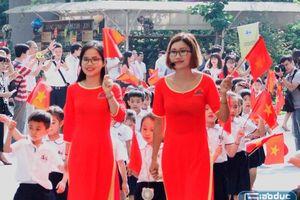 Khai giảng vui tươi, ý nghĩa tại trường Everest Hà Nội