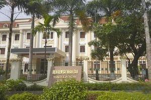 Vì sao bản án của TAND TP Lào Cai bị kháng nghị?