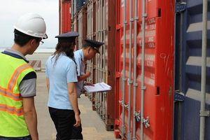 Đã đưa ra khỏi lãnh thổ Việt Nam 503 container phế liệu