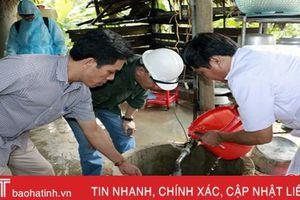 Cách xử lý nước sinh hoạt sau mưa lũ