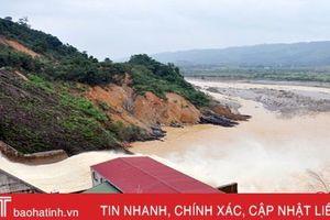 Thông tin mới nhất về toàn cảnh lũ lụt Hà Tĩnh 24h qua