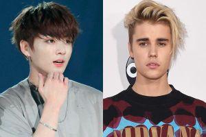 Cộng đồng ARMY chia phe 'bên trọng - bên khinh' khi Justin Bieber chúc mừng sinh nhật Jungkook (BTS)