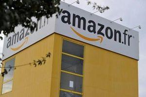 Tập đoàn bán lẻ trên mạng Amazon bị phạt 4 triệu euro tại Pháp