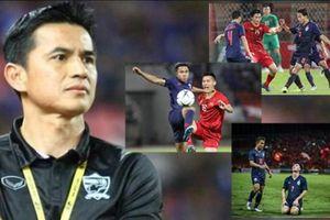 'Zico Thái' Kiatisuk nói gì về trận 'hòa như thua' của Thái Lan trước Việt Nam?