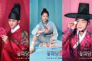 Park Ji Hoon cùng dàn 'mỹ nam' cực phẩm khiến khán giả thích thú trong 'Vườn sao băng' phiên bản cổ trang