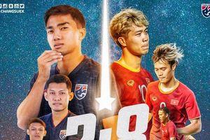 Sân trơn bóng ướt, nhiều CĐV Việt Nam tin đội nhà thắng Thái Lan 3-1