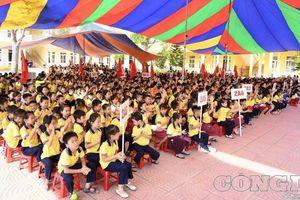 An Dương (Hải Phòng): Tưng bừng ngày hội tựu trường