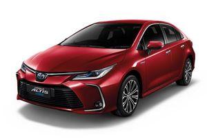Nhanh chân hơn Việt Nam, Toyota Corolla Altis 2020 sắp ra mắt tại Indonesia