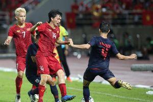 Việt Nam - Thái Lan (0-0): Chanathip 'mất tích', Đặng Văn Lâm 'lên đồng'