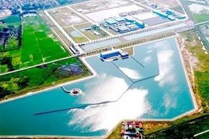3 triệu người khu vực ngoại thành và phụ cận Hà Nội được cung cấp nước sạch