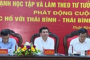 Thái Bình đẩy mạnh học tập và làm theo tư tưởng, đạo đức, phong cách Hồ Chí Minh