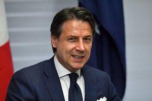 Italia công bố chính phủ liên minh mới