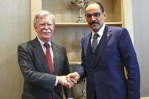 Mỹ-Thổ Nhĩ Kỳ thảo luận về vùng an toàn tại Syria