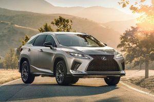Lexus RX 2020 chốt giá hơn 1 tỷ đồng