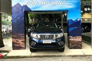 Nissan ra mắt xe bán tải mới ở Việt Nam, giá 679 triệu đồng