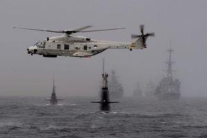 Cảnh báo Nga, NATO diễn tập đối phó tranh chấp biển rầm rộ ở Baltic