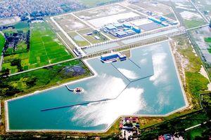 Dự án nhà máy nước 5.000 tỷ đồng về đích, Hà Nội hết lo thiếu nước sạch