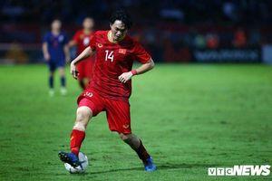 Bảng xếp hạng vòng loại World Cup 2022: Thái Lan lên đầu bảng, Việt Nam xuống thứ 4
