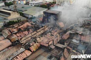 Mời chuyên gia nước ngoài giám định ô nhiễm sau vụ cháy Công ty Rạng Đông