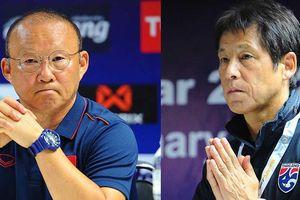 'Thợ hàn' Park Hang-seo và 'thợ xây' Akira Nishino