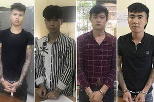 4 thanh niên thay nhau hãm hiếp thiếu nữ 14 tuổi
