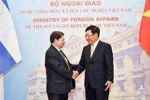 Thúc đẩy quan hệ hợp tác Việt Nam - Ni-ca-ra-goa
