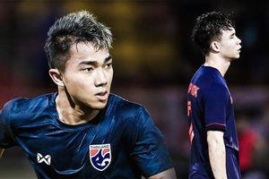 Đồng đội ích kỷ khiến Chanathip lỡ cơ hội ghi bàn trước Việt Nam