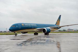 Hoãn nhiều chuyến bay đi Hàn Quốc vì bão