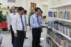 Hải Phòng: Khánh thành thư viện miễn phí trên 21.000 đầu sách